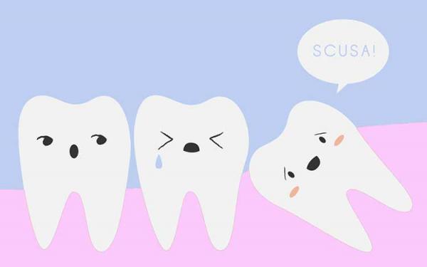 I denti del giudizio: tenerli o toglierli?